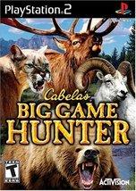 Cabela's Big Game Hunter - PlayStation 2 [PlayStation2] - $3.76