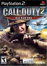 Call of Duty 2: Big Red One - PlayStation 2 [PlayStation2] - $5.27