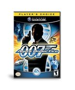 James Bond 007 Agent Under Fire - Gamecube [GameCube] - $6.06