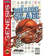 College Slam (Sega Genesis) [Sega Genesis] - $5.10