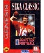 Joe Montana II Sports Talk Football [Sega Genesis] - $4.03