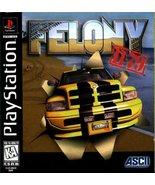 Felony 11-79 - PlayStation [PlayStation] - $3.91