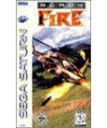 Black Fire [Sega Saturn] - $8.04