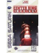 Center Ring Boxing - Sega Saturn [Sega Saturn] - $21.08