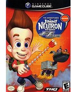 The Adventures of Jimmy Neutron, Boy Genius: Jet Fusion [GameCube] - $7.22