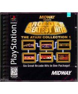 Arcade's Greatest Hits: The Atari Collection 1 [PlayStation] - $3.05