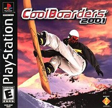 Cool Boarders 2001 PS [PlayStation] - $4.46