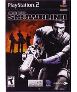 Project Snowblind - PlayStation 2 [PlayStation2] - $5.21