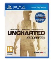 Uncharted: The Nathan Drake Collection (PS4) [v... - $33.64