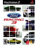 Ford Racing 3 - PlayStation 2 [PlayStation2] - $4.15