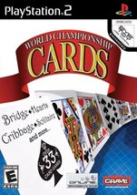World Championship Cards - PlayStation 2 [PlayS... - $3.86