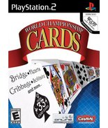 World Championship Cards - PlayStation 2 [PlayS... - $4.83