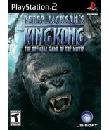 Peter Jackson's King Kong [PlayStation2] - $5.01