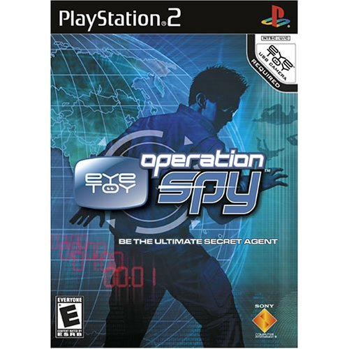 Eye Toy: Operation Spy [PlayStation2]