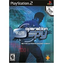 Eye Toy: Operation Spy [PlayStation2] - $3.95