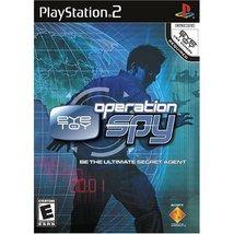 Eye Toy: Operation Spy [PlayStation2] - $2.90