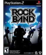 Rock Band - PlayStation 2 (Game only) [PlayStation2] - $4.41