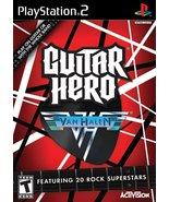 Guitar Hero Van Halen - PlayStation 2 [PlayStation2] - $10.12