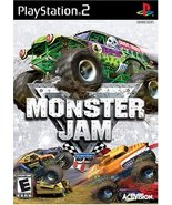 Monster Jam - PlayStation 2 [PlayStation2] - $5.13