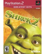Shrek 2 - PlayStation 2 [PlayStation2] - $5.15