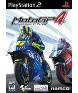 MotoGp 4 - PlayStation 2 [PlayStation2] - $5.91