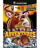 Cabela's Outdoor Adventure - Gamecube [GameCube] - $5.92
