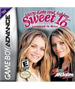 Mary-Kate & Ashley: Sweet 16 - Licensed to Drive [Game Boy Advance] - $4.69