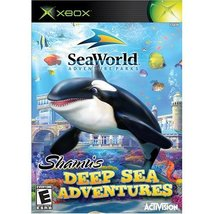 Shamu's Deep Sea Adventure (SeaWorld Adventure Parks) [Xbox] - $4.92