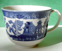 Johnson Brothers Willow Blue Tea Cup New - $8.90
