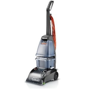 Hoover C3820 SteamVac Upright Carpet Cleaner, Blue