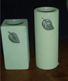 Primary image for PartyLite Meadow Breeze Duet RETIRED Party Lite
