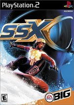 SSX [PlayStation2] - $4.92
