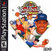 Sammy Sosa Softball Slam [PlayStation] - $5.61