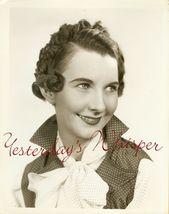 Loretta CLEMENS NBC Old RADIO SINGER ORG Promo PHOTO - $9.99