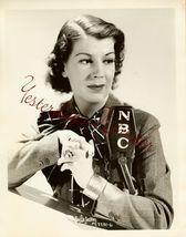 Franc HALE NBC ORG Ray Lee Jackson PUBLICITY PHOTO i53 - $14.99