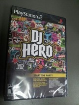 PS2 DJ Hero: Start the Party (Stand Alone Softw... - $3.91