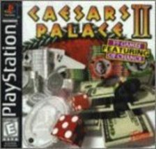 Caesars Palace II [PlayStation] - $5.52