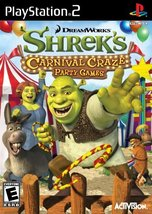 Shrek's Carnival Craze - PlayStation 2 [PlaySta... - $5.56