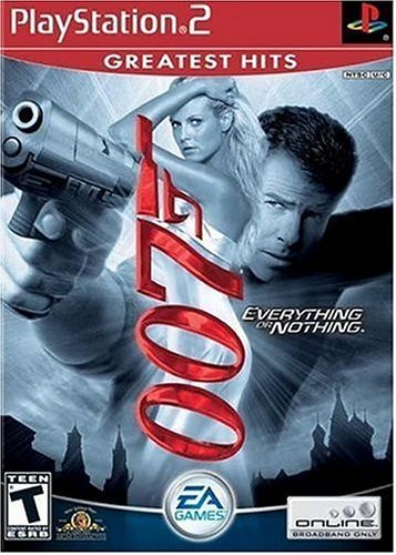 James Bond 007: Everything or Nothing - PlayStation 2 [PlayStation2]
