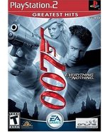 James Bond 007: Everything or Nothing - PlayStation 2 [PlayStation2] - $6.16