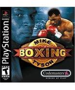 Mike Tyson Boxing - PlayStation [PlayStation] - $3.96