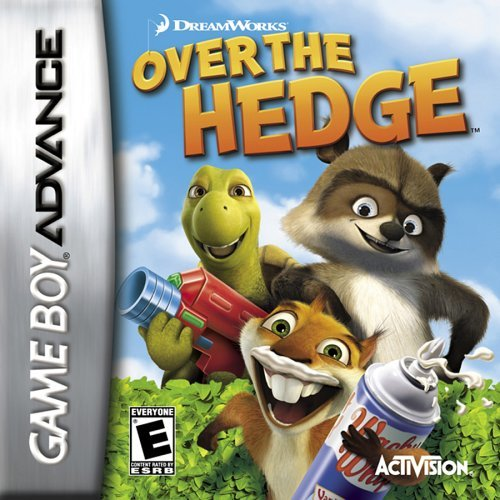Over the Hedge [Game Boy Advance]