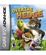 Over the Hedge [Game Boy Advance] - $3.95