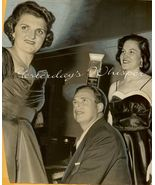 Jeannine Crader Kurt Herbert Adler SF Opera vintage photo - $14.99