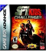 Spy Kids Challenger [Game Boy Advance] - $6.29