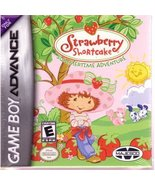 Strawberry Shortcake Summertime Adventure [Game Boy Advance] - $4.46