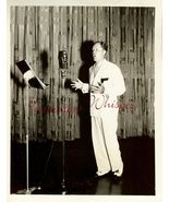 Phil DUEY Cool WHITE Duds NBC Radio ORIGINAL PH... - $9.99