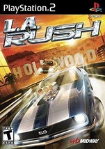 L.A. Rush [PlayStation2] - $5.76