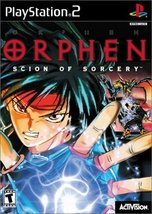 Orphen - PlayStation 2 [PlayStation2] - $4.74