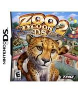 Zoo Tycoon 2 [Nintendo DS] - $4.98